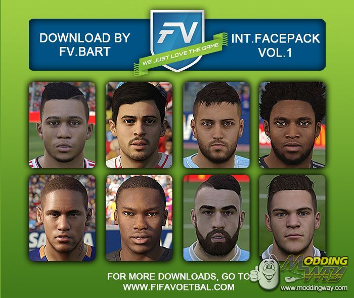 Converting Faces From FIFA 16! Order Me!
