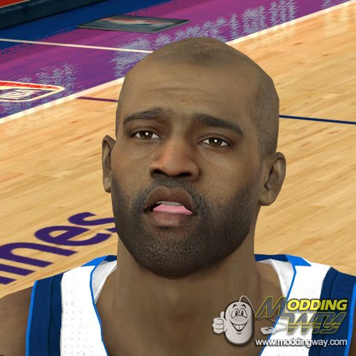 Vince Carter Cyber Face ( from M.i.R NBA 2K11 ) - NBA 2K12 at ModdingWay dc51c0910