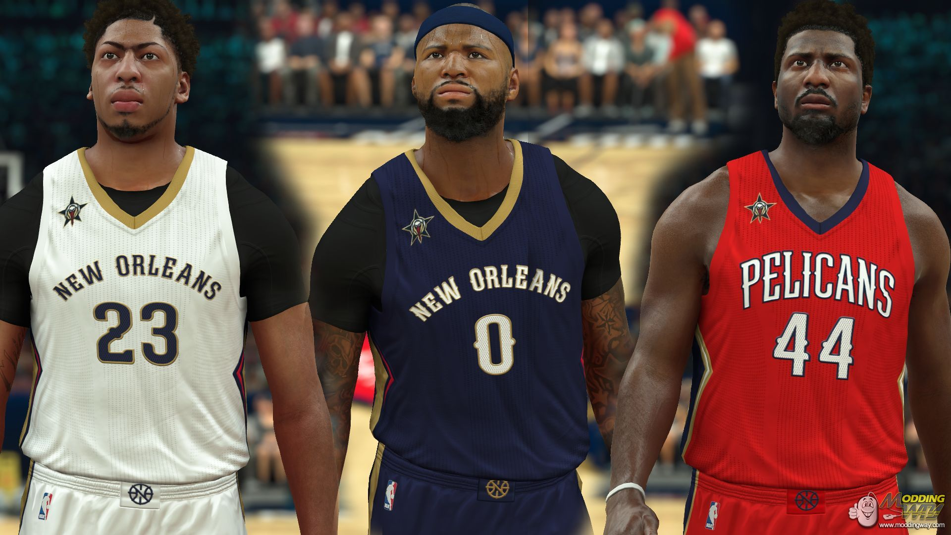 New Orleans Pelicans Jersey