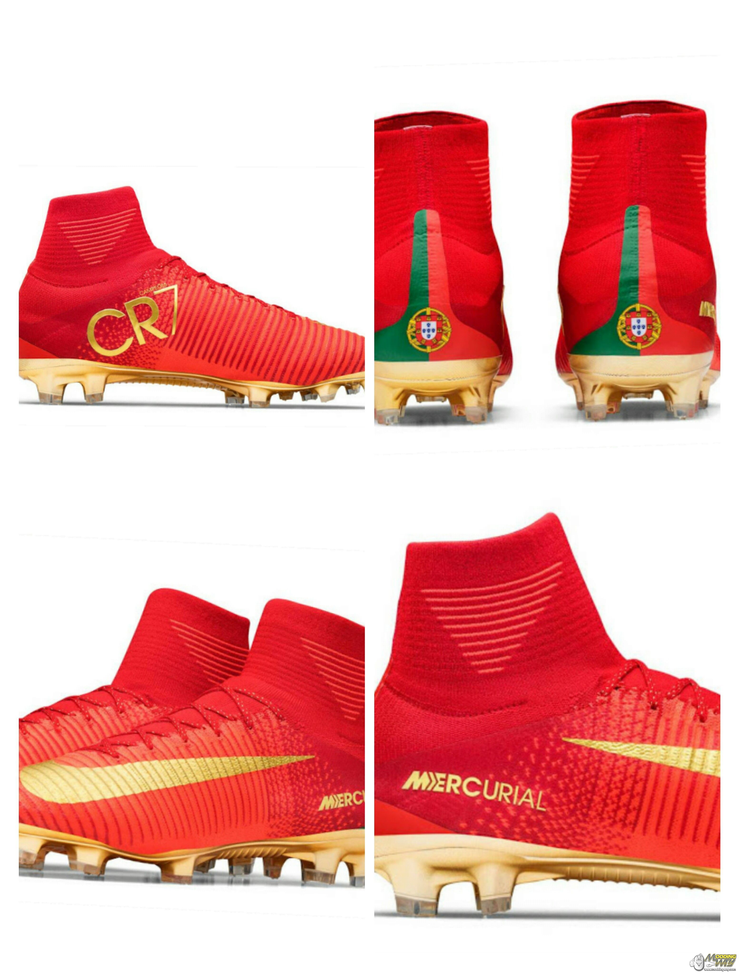 8154fcd0e31 ... Nike Mercurial Superfly V CR7 Campeoes - FIFA 14 at ModdingWay ...