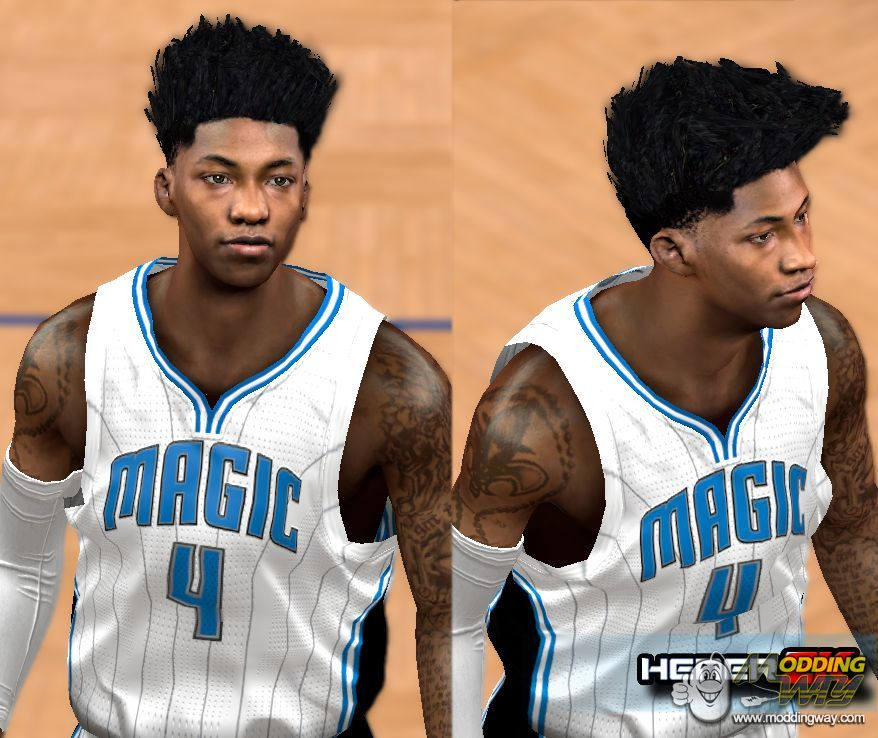 Elfrid Payton Cf By Hener2k Nba 2k14 At Moddingway