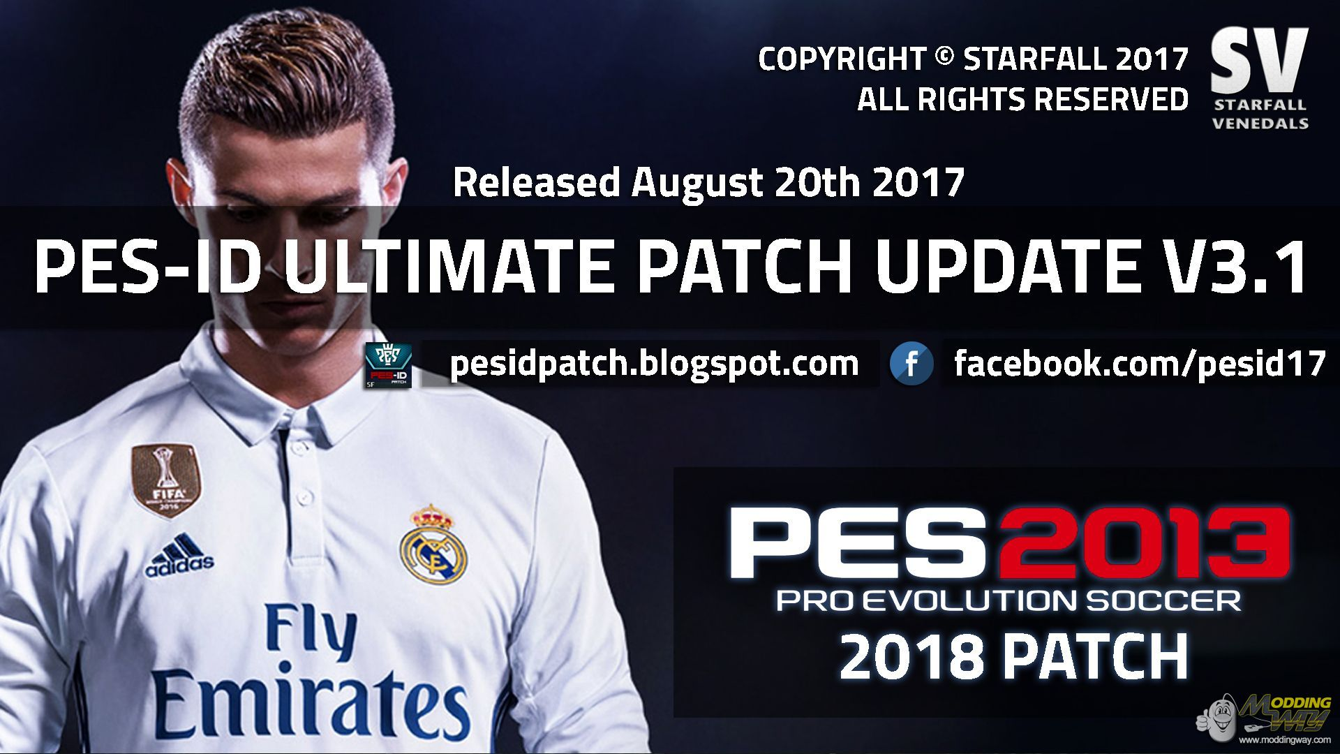 PES-ID Ultimate Patch 2013 Update v3 1 - Released[08/20/2017
