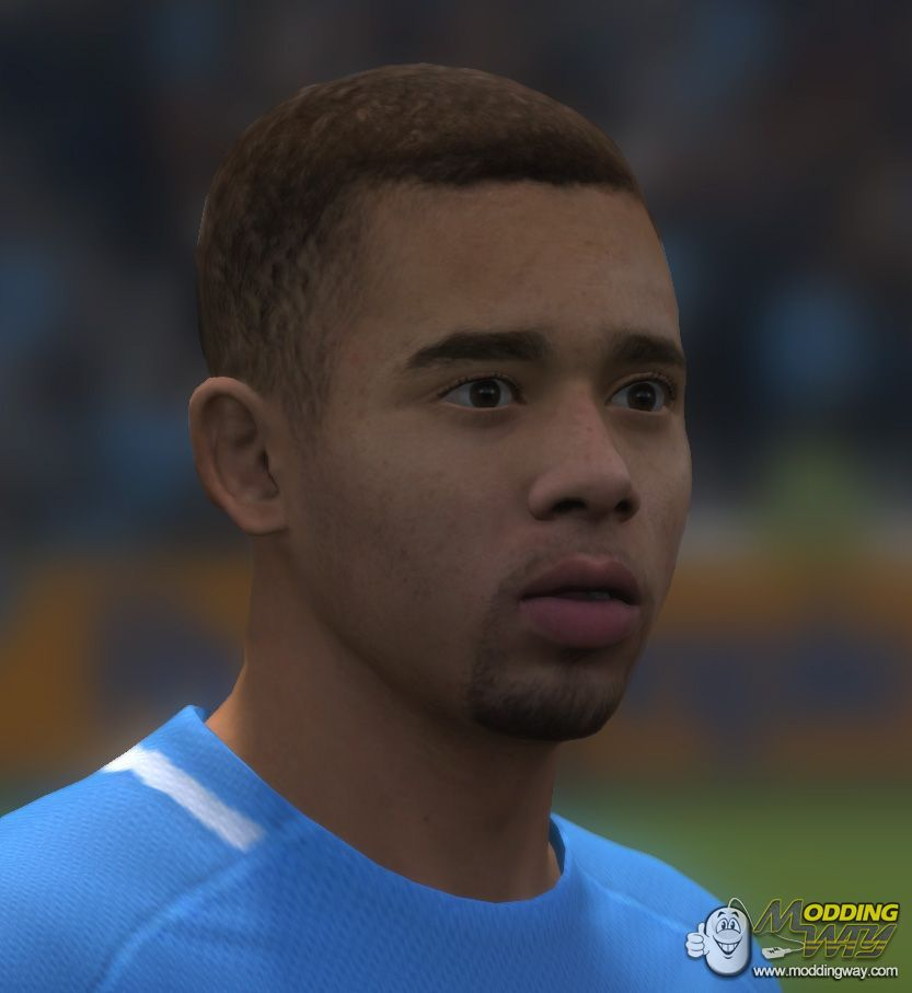 Face Converted From FIFA 18