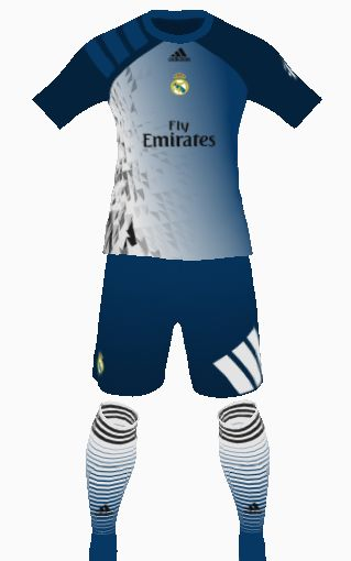 Real Madrid Fantasy Kit for PS4 by manouch115 - Pro