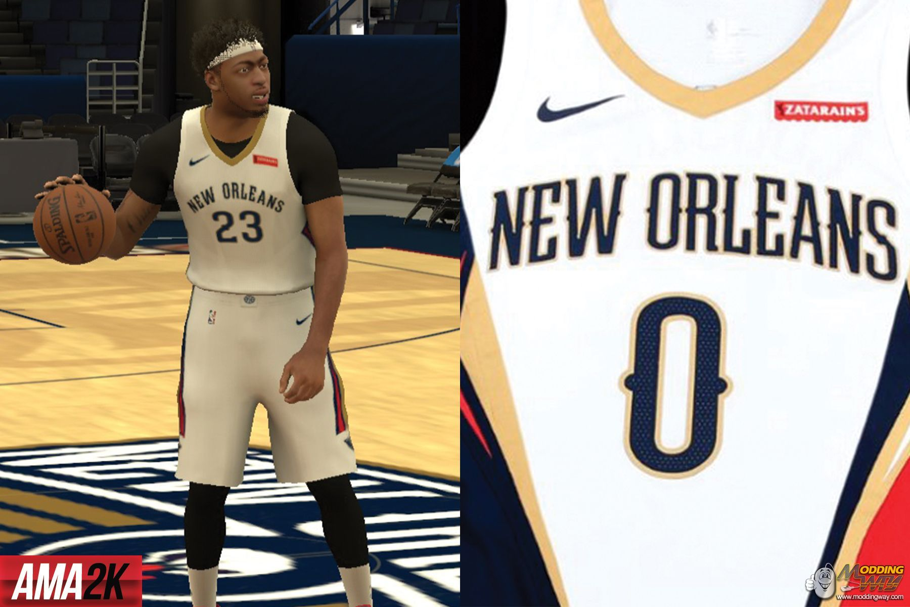 87e6bf580 New Orleans Pelicans