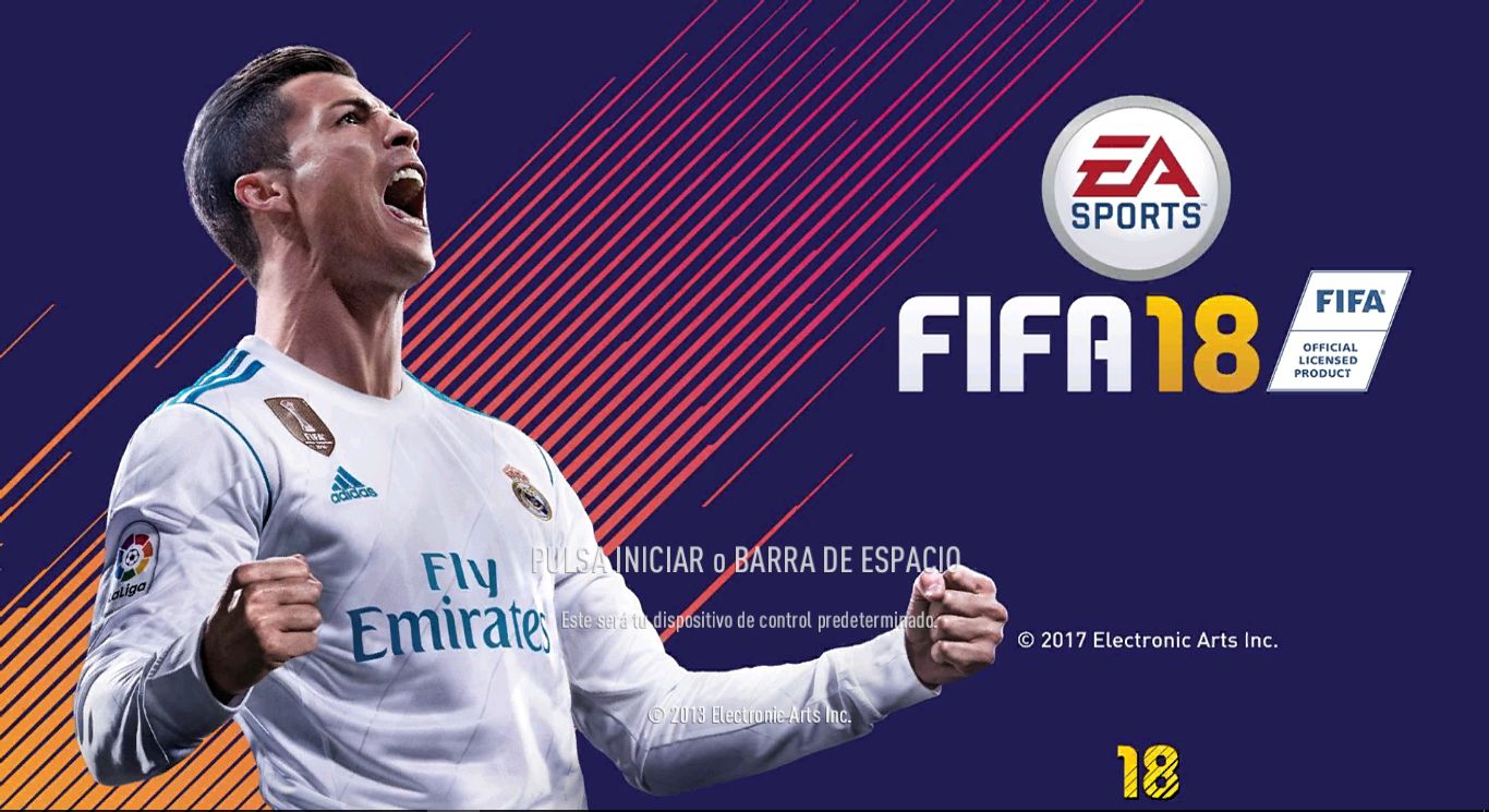 FIFA18 Theme for FIFA14 - FIFA 14 at ModdingWay