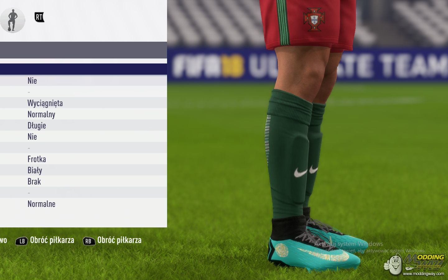 separation shoes ea4bc cbd0d Nike Mercurial Superfly 6 Elite CR7 - FIFA 18 at ModdingWay