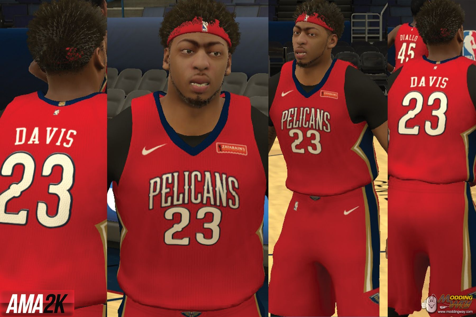 003aac112 New Orleans Pelicans