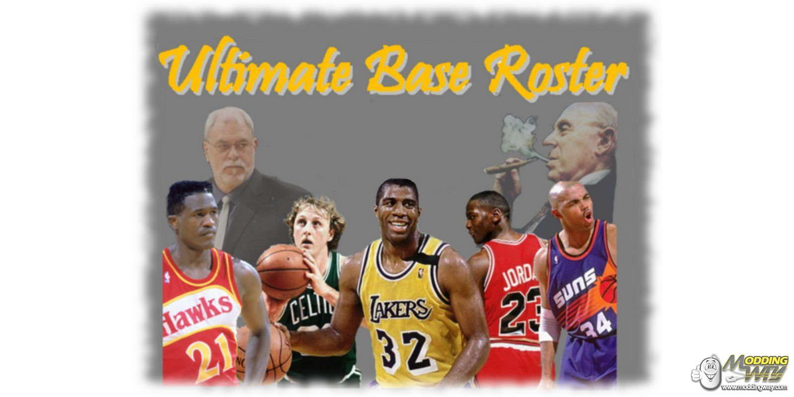 98623eead81 Ultimate Base Roster (UBR) V44 - January 1, 2019 Updated Rosters - NBA 2K14  at ModdingWay