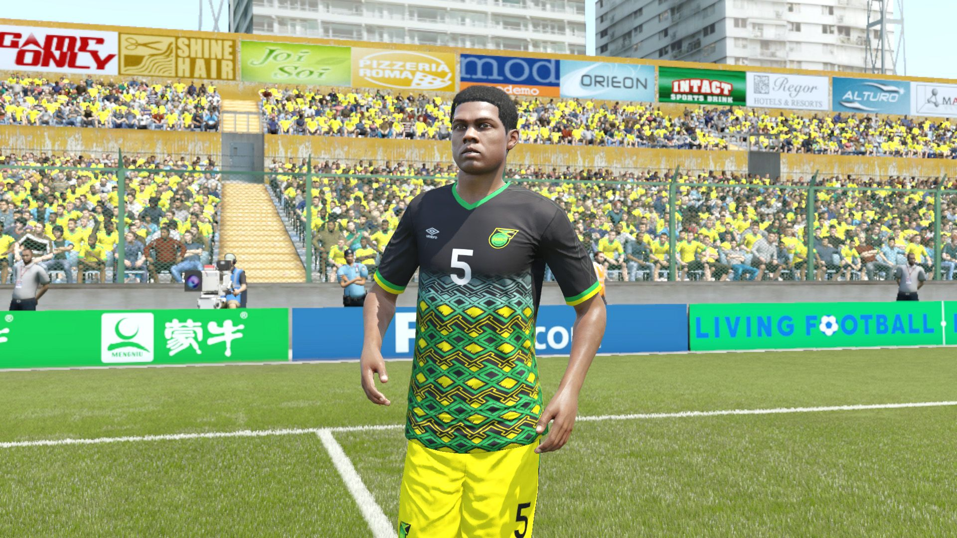 new product 0ea3d 6f8bf Jamaica National Team Kits pack 2019-2020 - FIFA 16