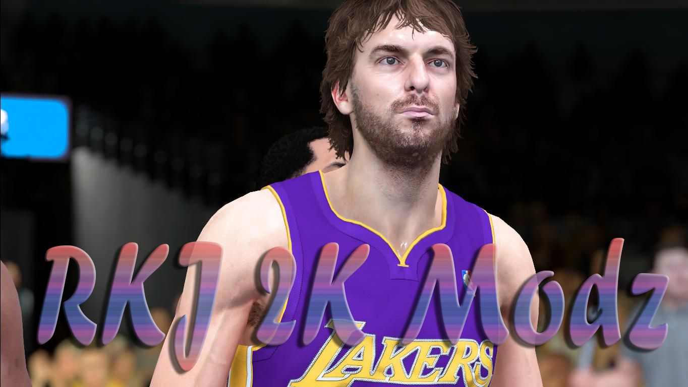 RKJ No Injuries Roster [w\ New Retro teams]Lakers, Pelicans trade