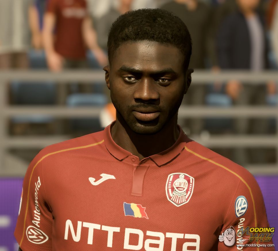 Kolo Toure Face Converted From FI XVII/18/19 To FI XX By