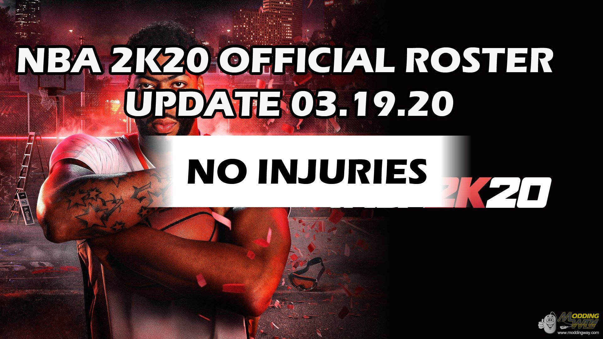 NBA 2K20 OFFICIAL ROSTER UPDATE NO ...
