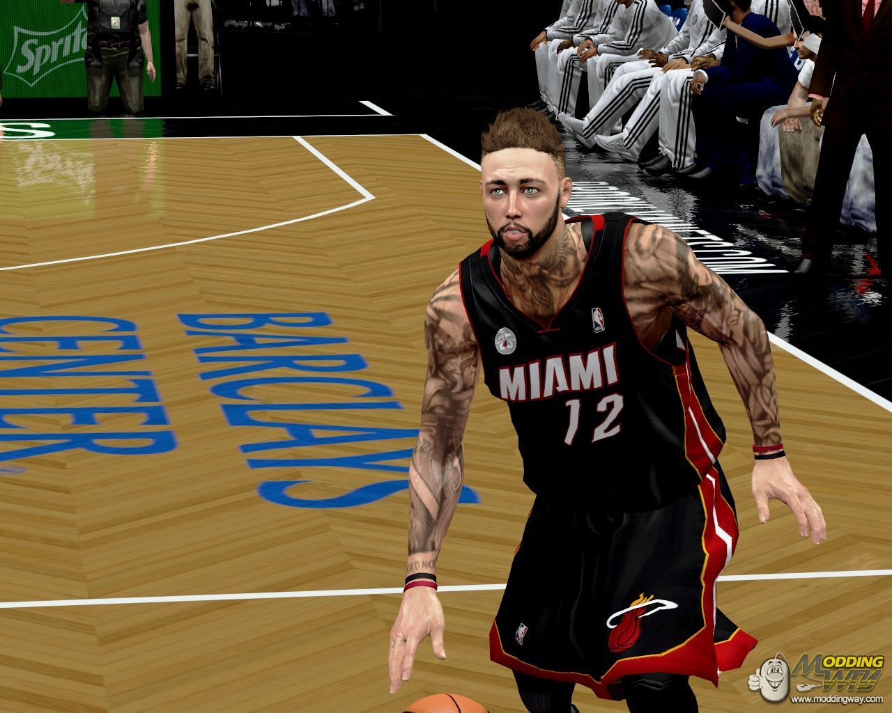 My Player Tattoos New Generation Preview Nba 2k13 At Moddingway