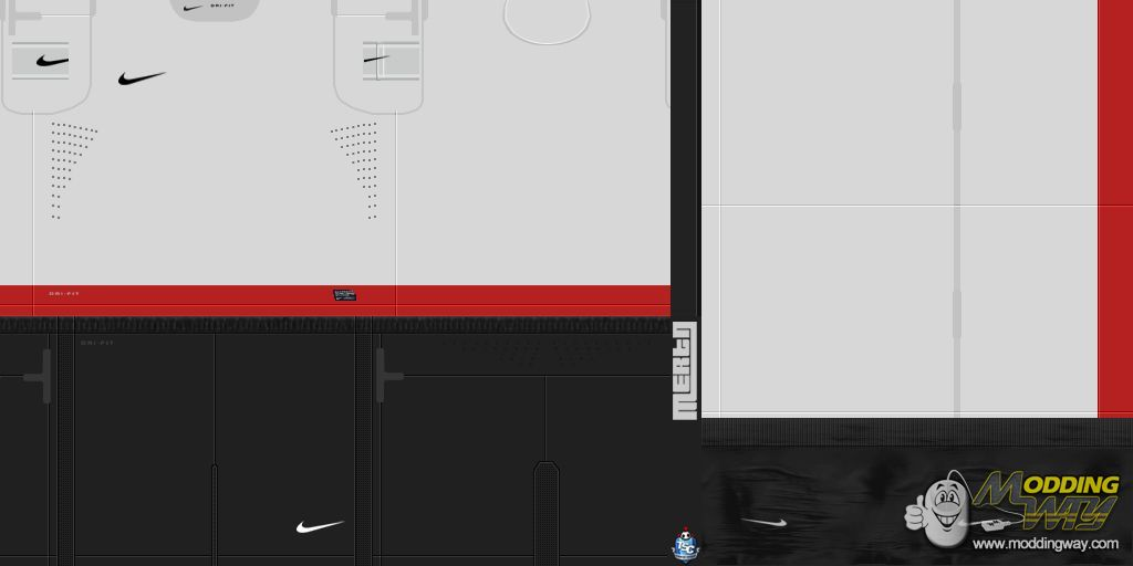 meet pretty nice later Nike 12-13 Player PSD Template - Pro Evolution Soccer 2013 ...