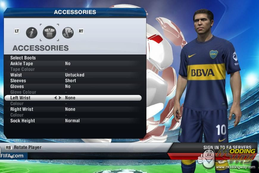 fifa 13 squad update 2018 pc download