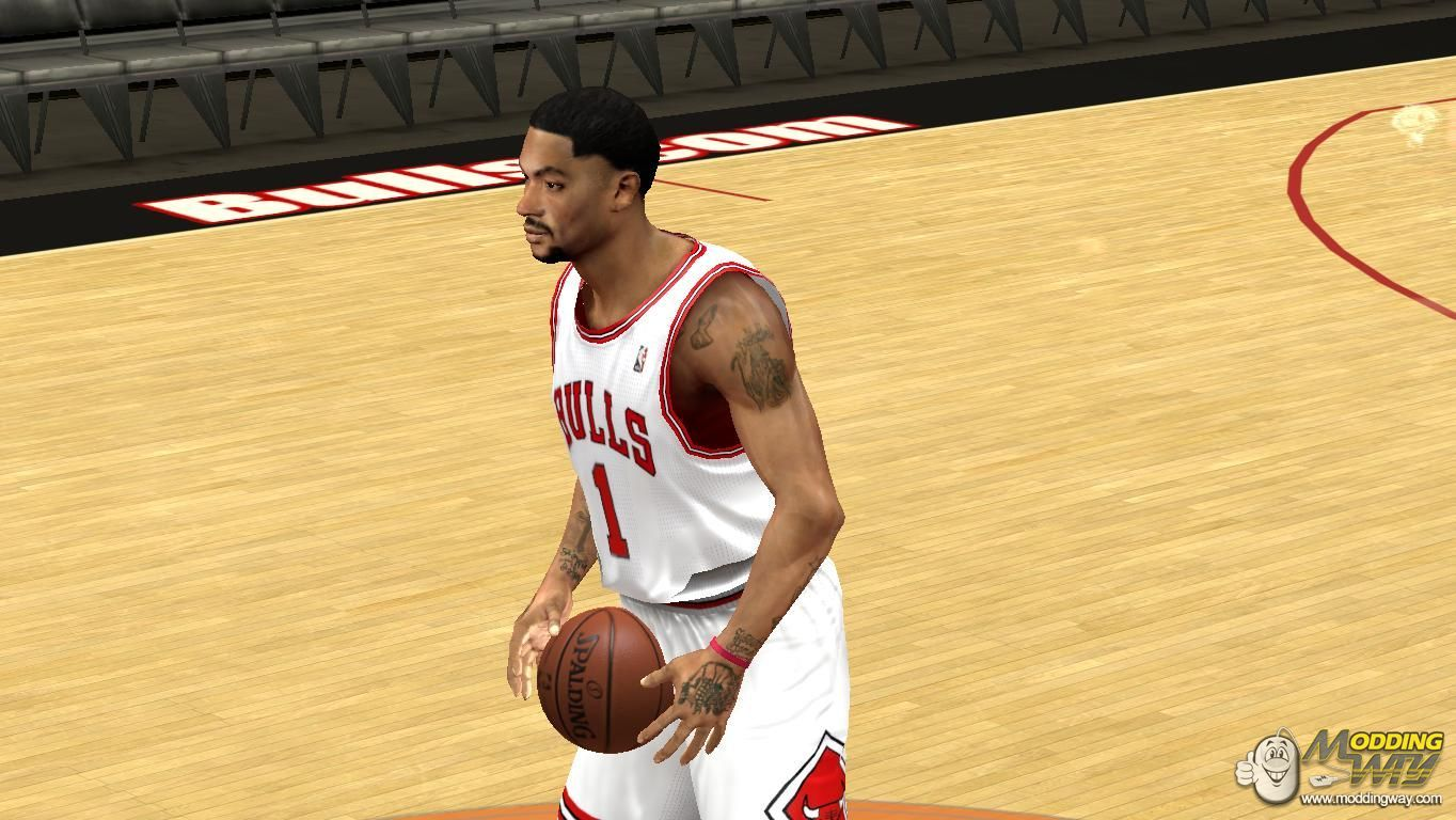 Ayo derrick rose is that you