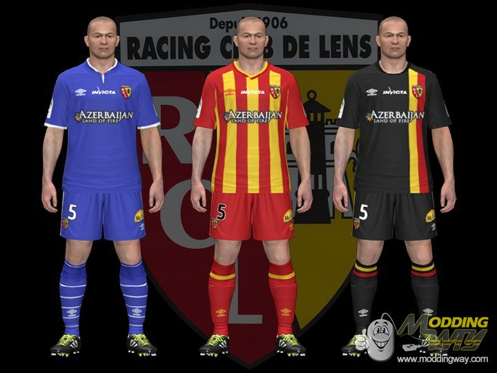 Rc Lens 14 15 Gdb Pro Evolution Soccer 2014 At Moddingway