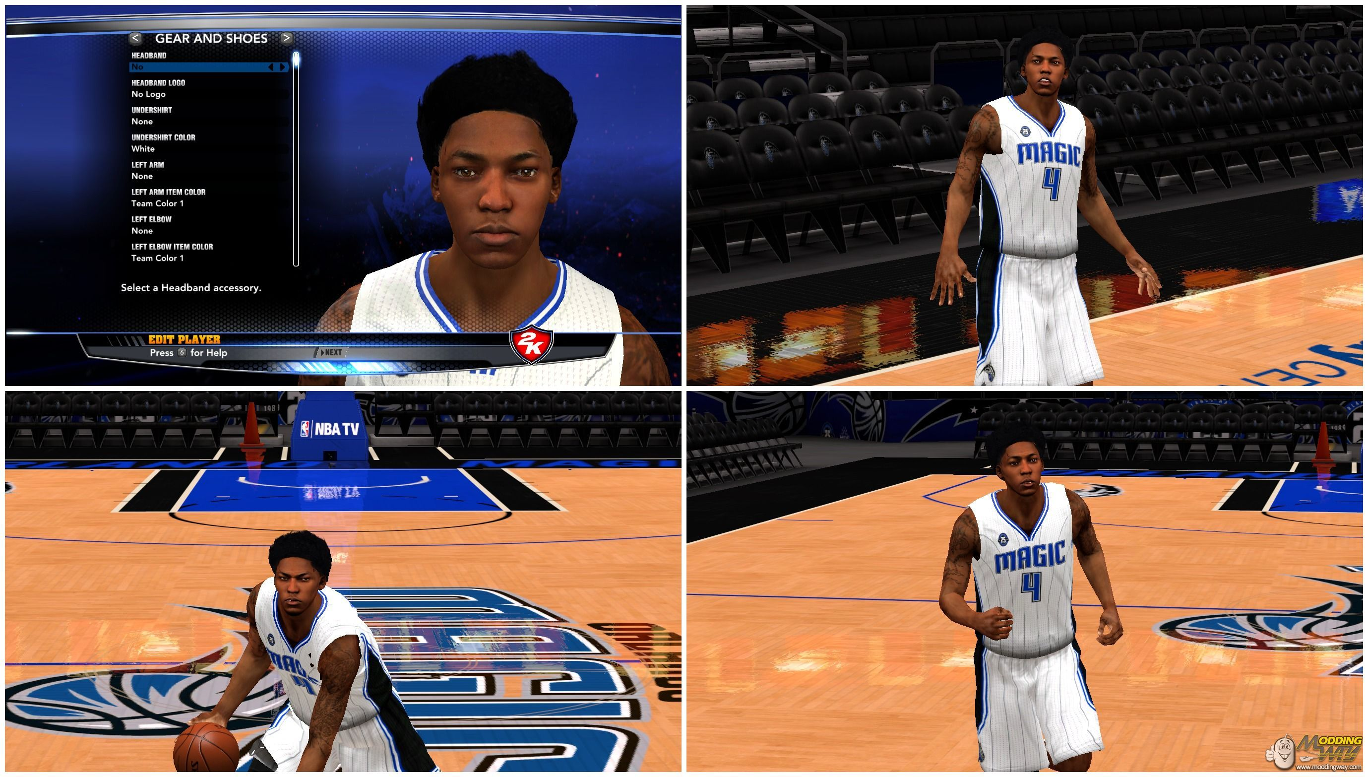Elfrid Payton Next Gen Nba 2k14 At Moddingway