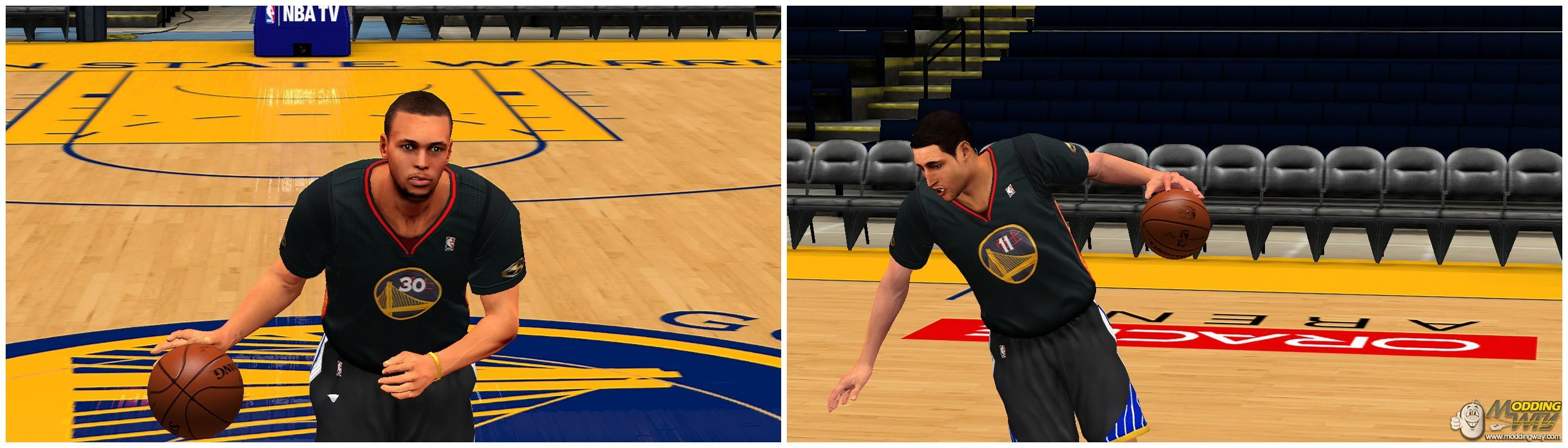 b503e144a010 ... chinese new year warriors jersey v1 nba 2k14 at moddingway