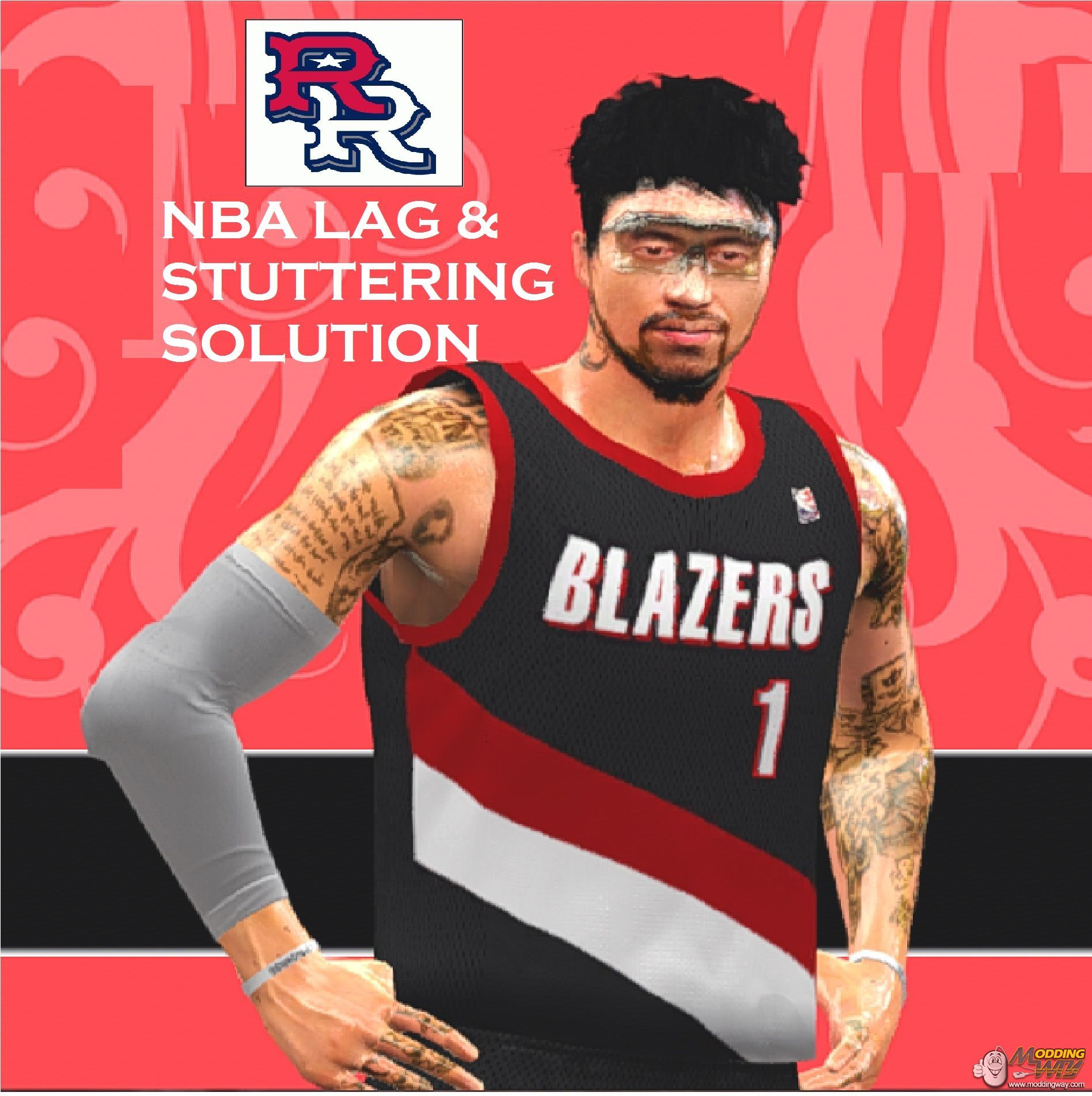 NBA LAG & STUTTERING SOLUTION (Link Fixed) - NBA 2K14 at ModdingWay