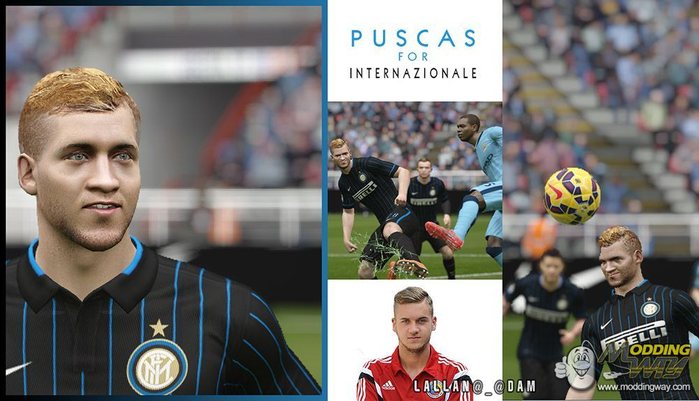 Puscas fifa 15