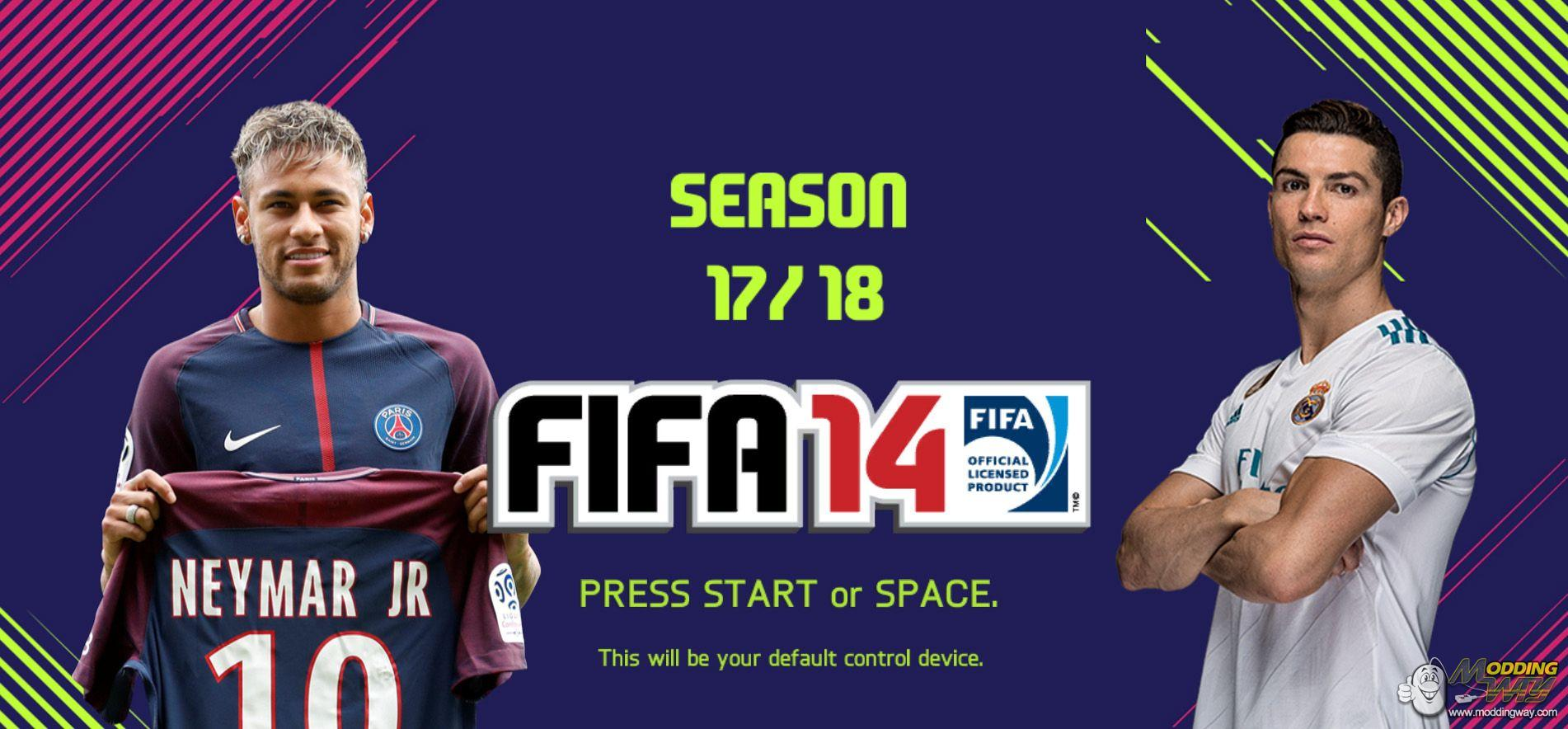 7014a56a946 FIFA 14 ModdingWay Mod All In One 17.5.0 - FIFA 14 Video Game at ...