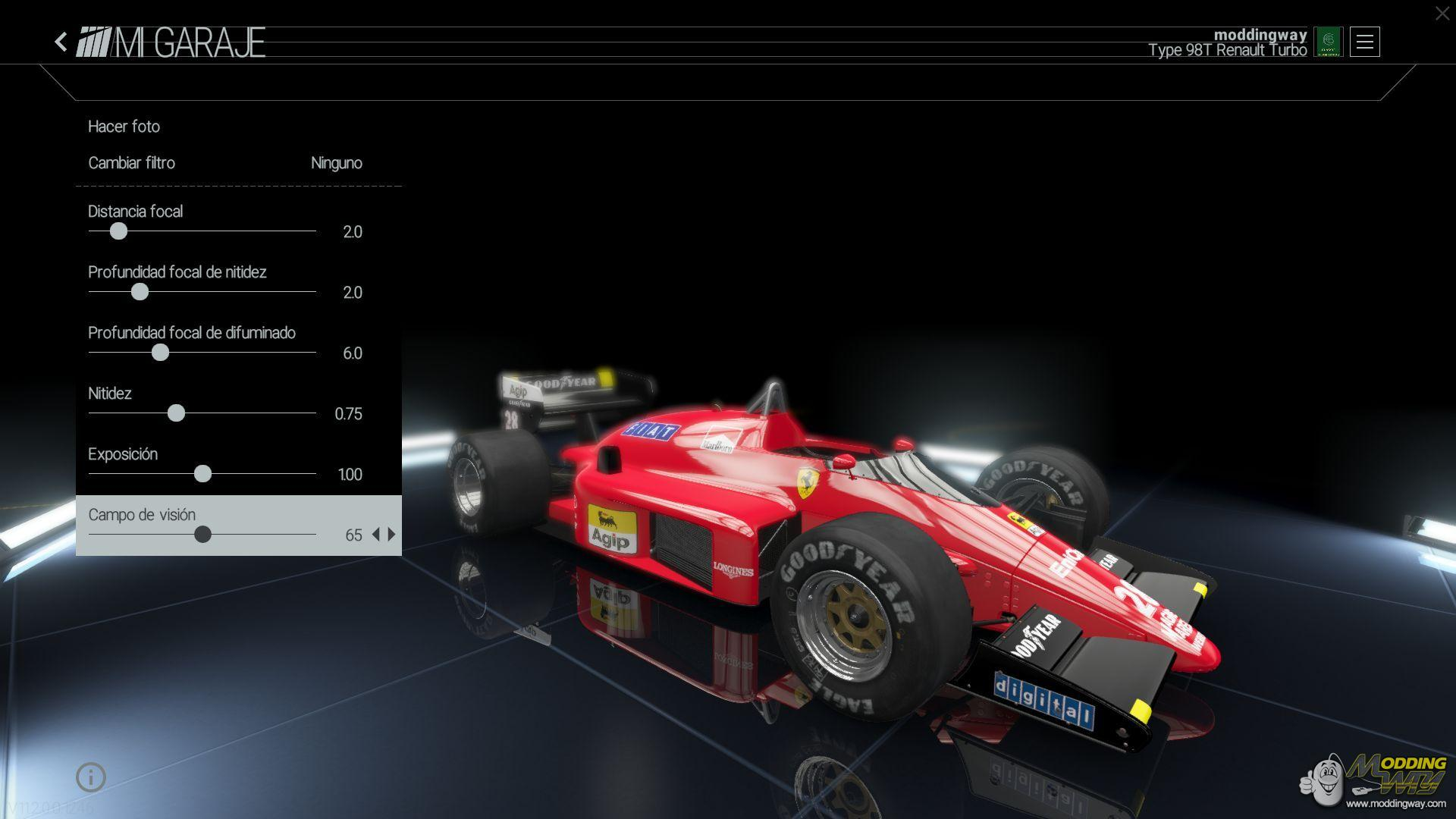 Project Cars F1 Livery Updates - Project Cars Video Game at