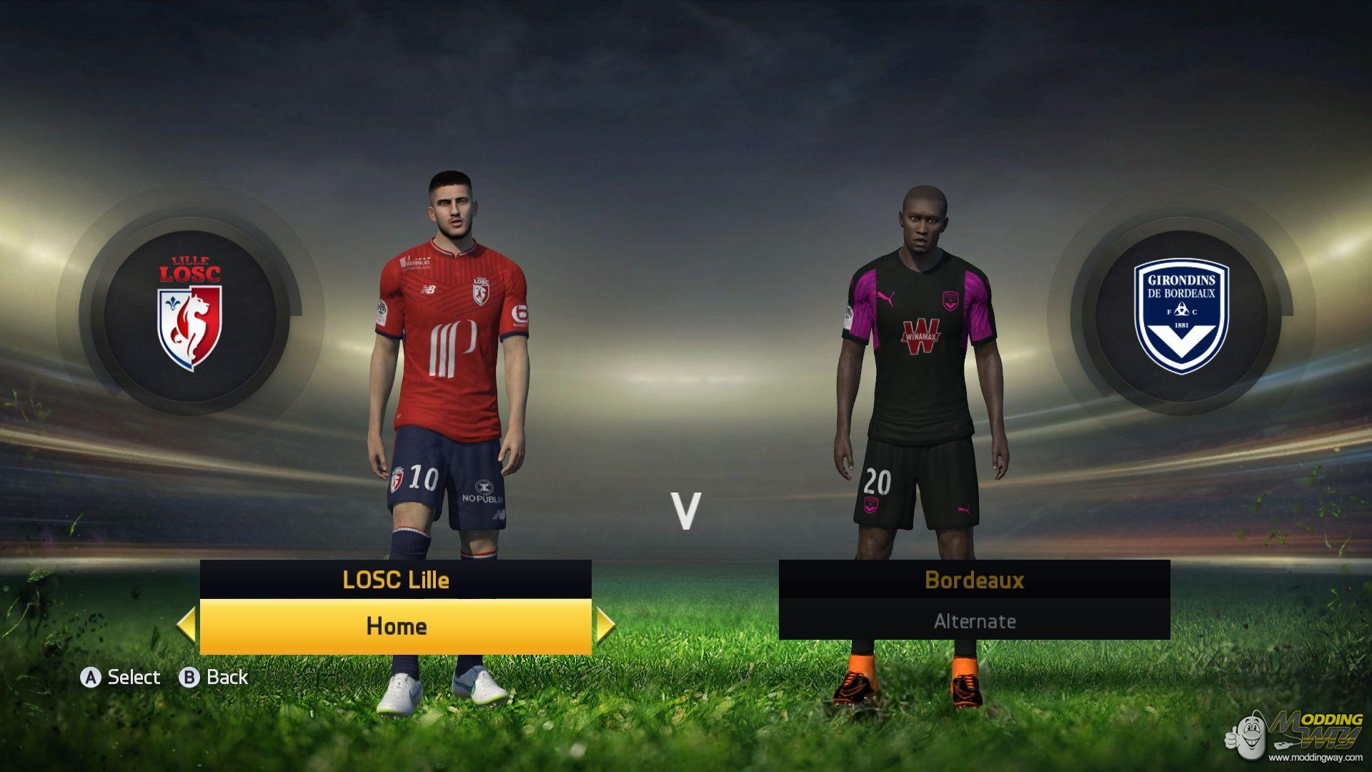 63d781630b2 FIFA 15 ModdingWay Mod 18.0.0 Released - FIFA 15 Video Game at ...