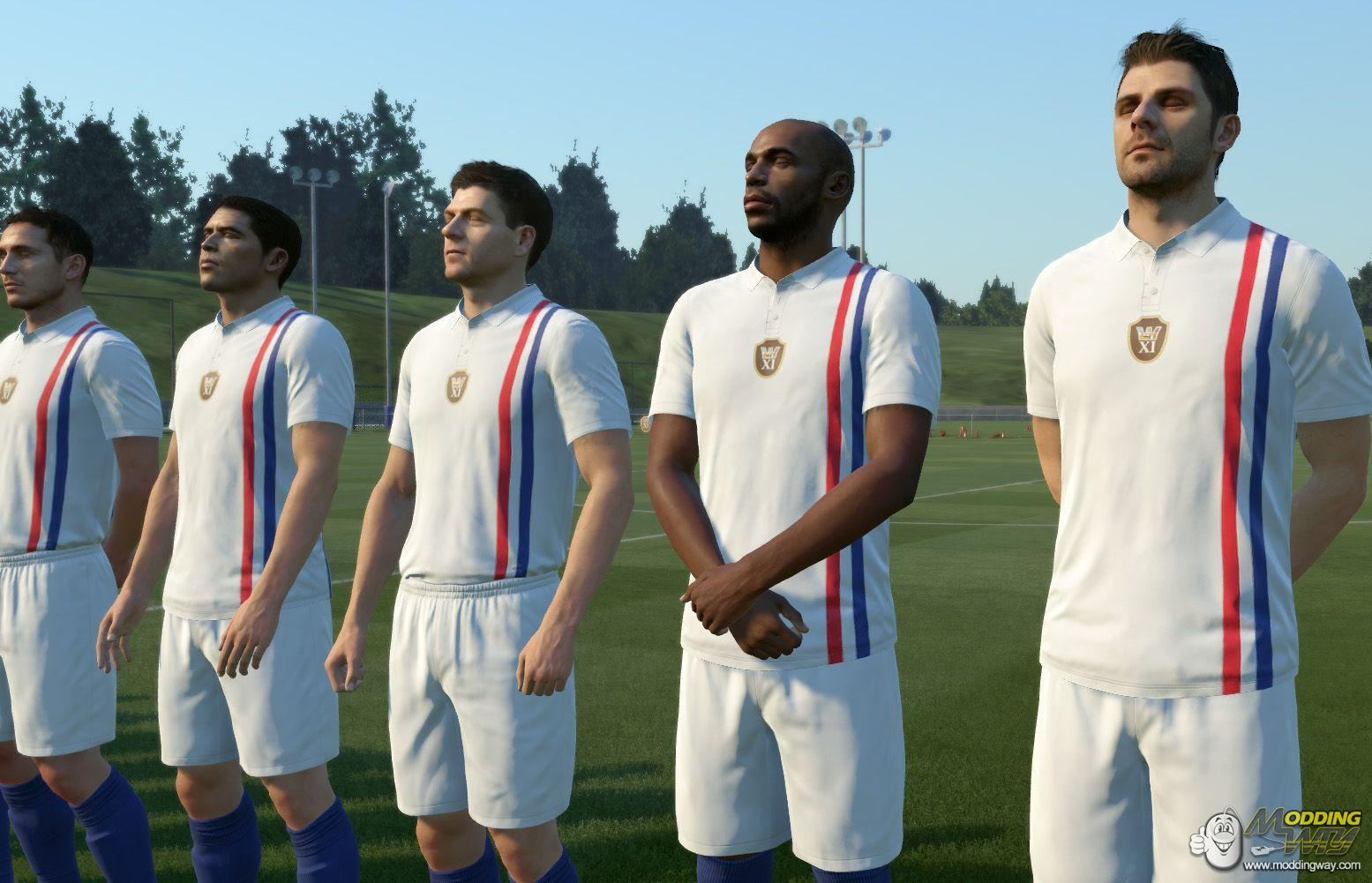 FIFA 17 Squads File 2.0.0 Released - Women Clubs & Legends ...