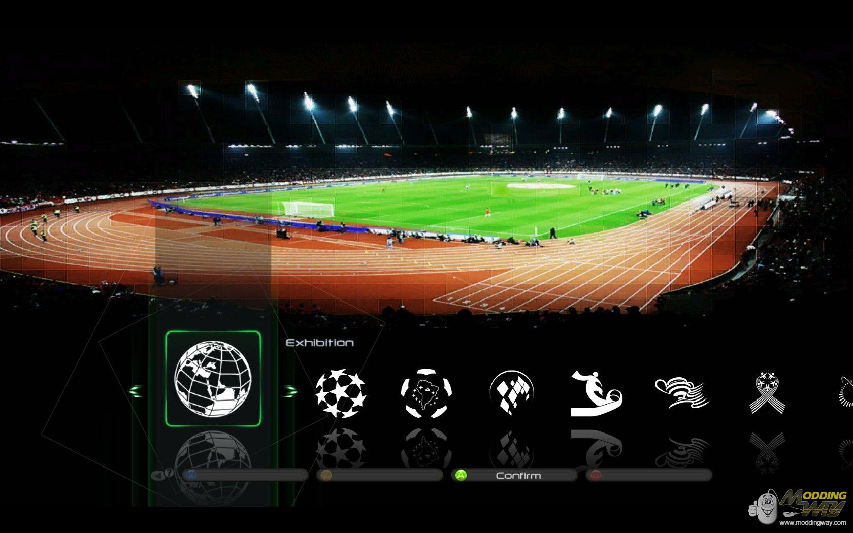 Matrix Editing Project PES 2011 Released - Pro Evolution